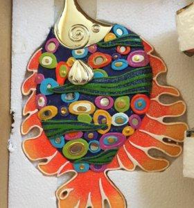 Настенное панно Рыба