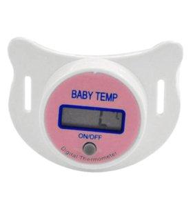 Соска - термометр