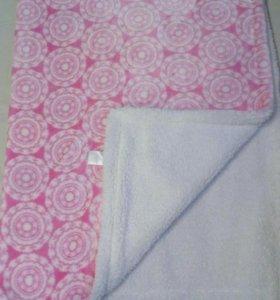 Одеялки для новорождённых