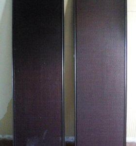 ротанговая дверь-купе
