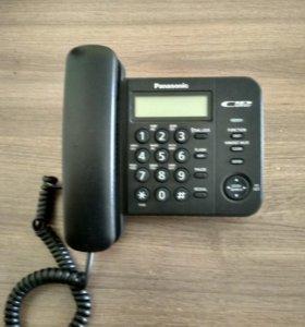 Телефон Panasonic KX-TS2350 RU