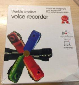 Voice recorder Mini DV