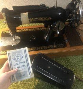 Швейная машинка «Подольск» с электроприводом