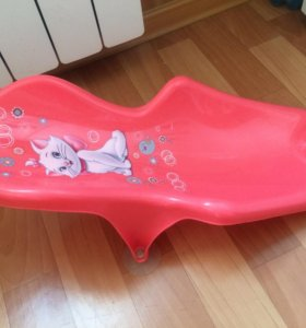 Горка для купания