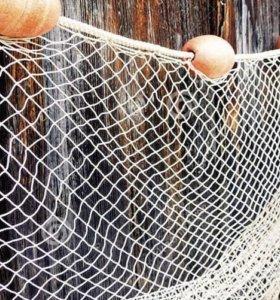 Бредень рыболовный