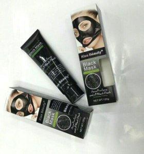 Чёрная маска плёнка