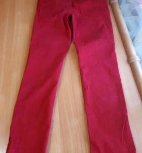 Яркие летние брюки
