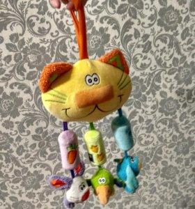 Подвеска кот