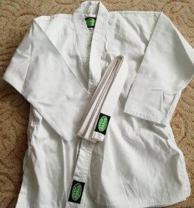 Новое кимоно с поясом
