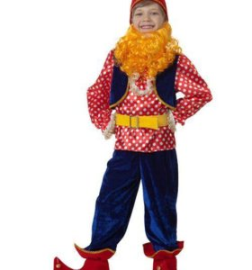 костюм Гномика