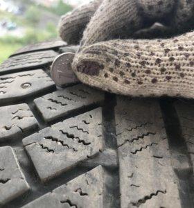 Зимние шины Continental шипованные
