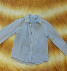 Рубашка 116. Состояние новой