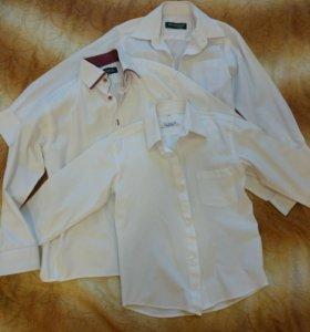 Рубашки 128 размер