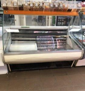 Холодильный прилавок б/у