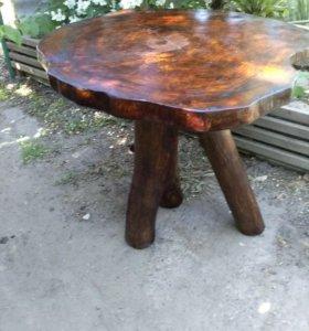 Столики ручной работы