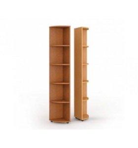 Полка угловая этажерка шкаф