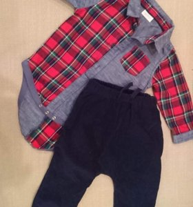 Кофта, брюки