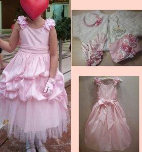 Платье и аксесуары от Perlitta