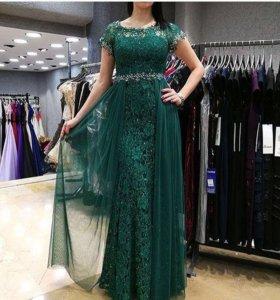 вечернее платье/новое