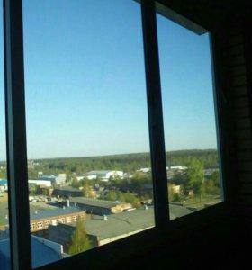 Окно на лоджию