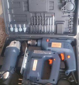 Набор электроинструментов
