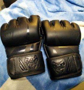 перчатки ММА venum challenger