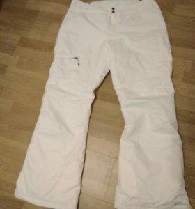 Утеплённые брюки Columbia