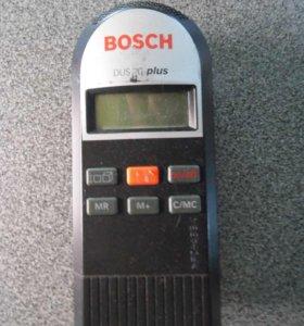 Bosch Цифровой ультразвуковой дальномер DUS 20