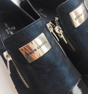 Продам женские полуботинки Pierre Cardin