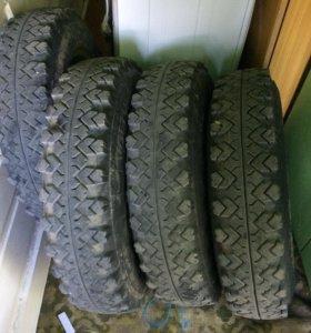 Родные колёса ВАЗ-2121 «Нива»
