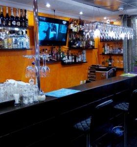 Продам действующий бизнес кафе- бар