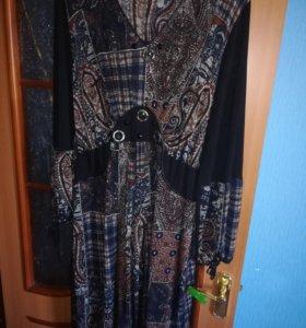 Платье 52 р.