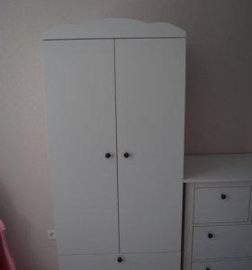 шкафчик хенсвик икеа с ящиками