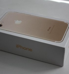 iPhone 7 32 GB Gold (Новый/Запечатан)