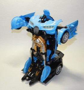 Робот трансформер.сенсорный