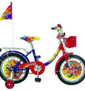 Велосипед четырехколесный, пр-во Калининград