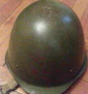 Каска военная СССР