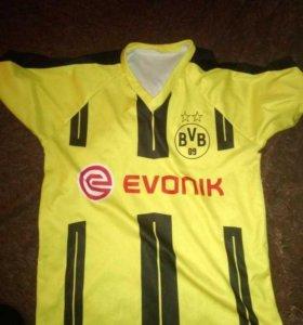 Футбольная форма Боруссии Дортмунд