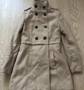 Пальто stradivarius