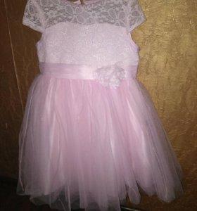 Праздничное платье для Вашей принцессы