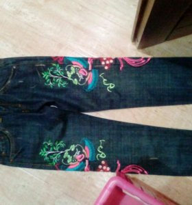 Новые джинсы,25