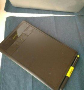 Графический планшет wacom bamboo CTH-470