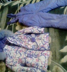 Два зимних костюма