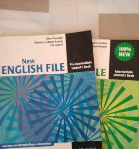 New English File (нью инглиш файл)