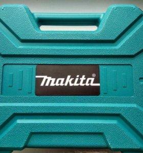Дрель-шуруповёрт Makita 21V Li-ion (новый)