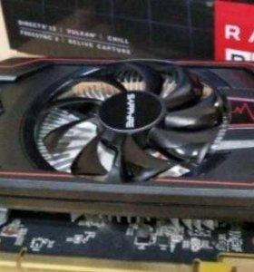 Видеокарта Sapphire Radeon PULSE RX 560