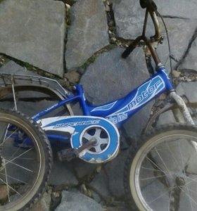 Детский велосипед на запчасти или восстановление