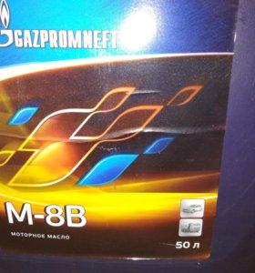 Масло М8В 50 литров
