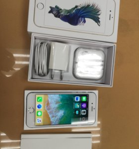 Iphone 6 s siver