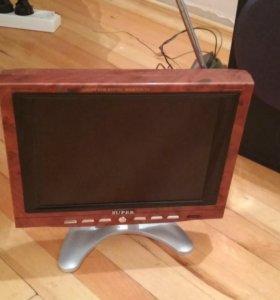 жк телевизор в автомобиль 12 вольт